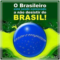 Vamos lutar pelo Brasil!
