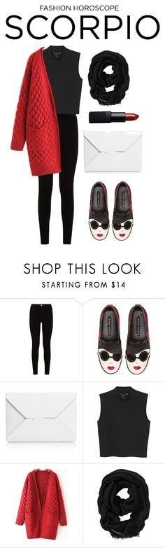 """""""#whatsyoursign"""" by ronniii33 ❤ liked on Polyvore featuring 7 For All Mankind, Alice + Olivia, J.W. Anderson, Monki, Old Navy, NARS Cosmetics and whatsyoursign"""