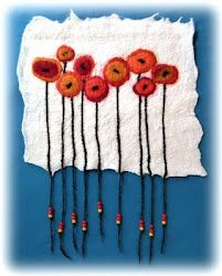 For more WORKSHOP PHOTOS click on Rachel's Poppy picture...