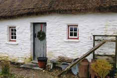 Bryn Eglur - authentically restored 18th C. Welsh cottage - now a holiday let.