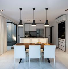 modern and marvellous dining area