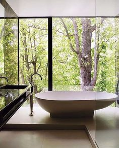 COCOON modern bathtub inspiration bycocoon.com | freestanding bathtubs | inox stainless steel bathroom taps | bathroom design | renovations | interior design | villa design | hotel design | Dutch Designer Brand COCOON