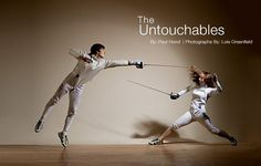 fencing Lois Greenfield, The Fencer, Fencing Sport, Little Fashion, Ballet, Martial Arts, I Laughed, Olympics, Athlete