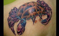 Tatuagens do signo de Câncer