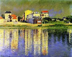 The Seine at Argenteuil (1889)