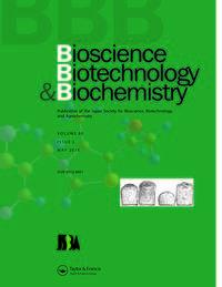 Bioscience, bioteknologi og biokjemi