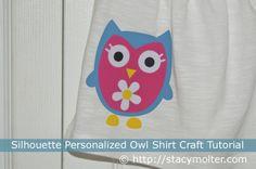 Owl No Sew Tutorial