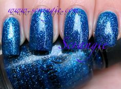 Scrangie: China Glaze Wizard of Ooh Ahz Returns!