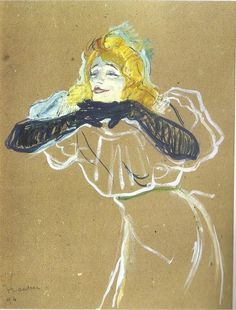 Henri de Toulouse-Lautrec, 1894