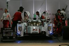 McNish Knows Win In Japan Is Critical In World Championship Title Race