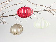 Tutoriel DIY: Faire des Décorations de Noël via DaWanda.com