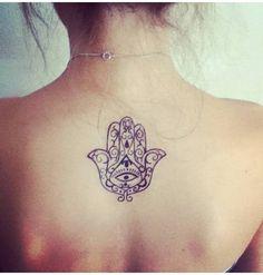 Hand of Fatima  I'd love this tattoo