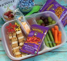 Rock the Lunchbox | Think outside the lunchbox. Get rocking ideas for what to pack. HUNDREDS OF IDEAS OF WHAT TO PUT IN YOUR KIDS LUNCH!