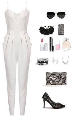 """""""yoins #2"""" by bsenid ❤ liked on Polyvore featuring GUESS, Stephen Webster, Givenchy, HoneyBee Gardens, Chanel, Calvin Klein Underwear and Ray-Ban"""