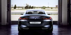 The BMW 8-Series Concept Is the Big Coupe You Deserve