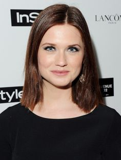 Bonnie Wright (Ginny Weasley, who looks soooo much older than she really is) Now