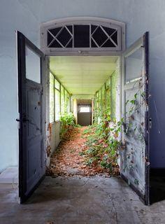 Photographies de Lieux abandonnés