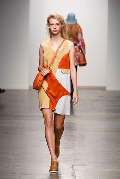 Karen Walker New York Fashion Week Spring 2015 Runway