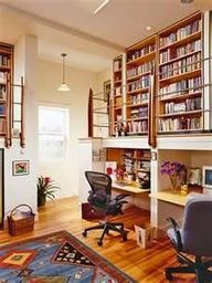 Blog post at PragmaticMom : Home Library Inspirations All this watching of Downton Abbey and their libraries has me on the search for the perfect home library. Pintere[..]