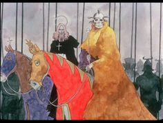 Belladonna of Sadness - The Lord & The Priest