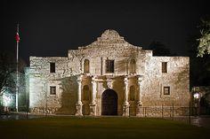 San Antonio, Texas The Alamo