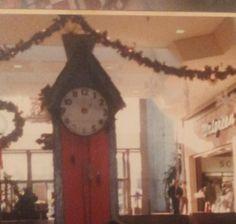 1981, Christmas at Jamestown Mall
