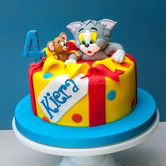 Childrens Birthday Cakes - | the Cake Works cake maker for Darlington and the North East