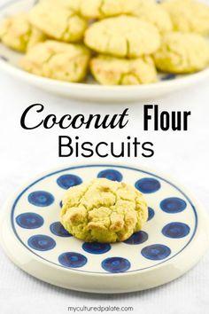 Coconut Flour Biscuits – GAPS Legal