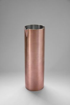 Copper Water Pitcher by Kenny Yong Soo Son.