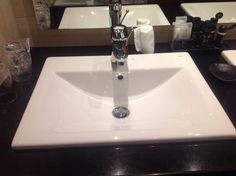 Nice hand basin