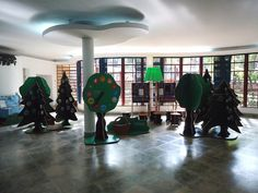 Biblioteca Infantil Monteiro Lobato - SP