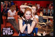 Jordan Clarke as Giselle in The Next Step Season 1 New Disney Channel Shows, Family Channel, The Next Step, Best Shows Ever, Season 1, Favorite Tv Shows, Tv Series, Fandom, Dance