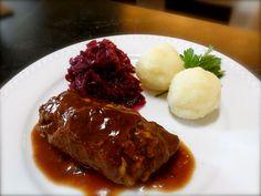 Rouladen - I Love German Food