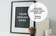 Artist Series Framed Print Mockup #5 by Tina Crespo on Creative Market