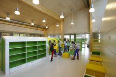 KdV architectuur (Project) - Brede school De Maasparel Interieur - PhotoID #246813