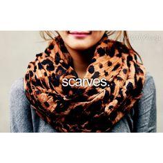 Scarves♡