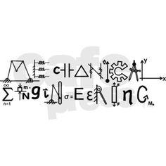 Mechanical Engineering Mug by mak2