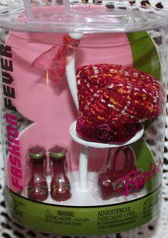 Barbie - Fashion Fever #