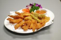 Fried Shrimp by Thai Taste Restaurant in Los Angeles, CA