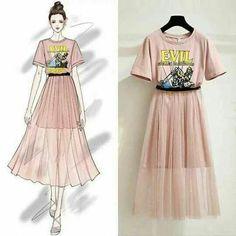 Fashion ideas on korean fashion outfits 120 Korean Fashion Trends, Asian Fashion, Look Fashion, Trendy Fashion, Fashion Art, Fashion Ideas, Trendy Clothing, Fashion Inspiration, Winter Fashion
