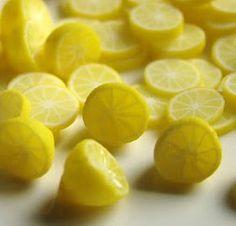 how to: lemon cane and half lemon