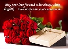 Lovely Engagement Wishes 2017 HD Images