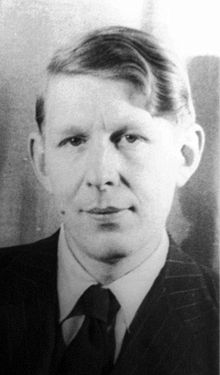 W. H. Auden (1907–1973), who published as W. H. Auden, was an Anglo-American poet, born in England, later an American citizen, regarded by many critics as one of the greatest writers of the 20th century. His work is noted for its stylistic and technical achievements, its engagement with moral and political issues, and its variety of tone, form and content..