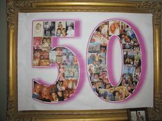 Ideas For 50th Birthday Party