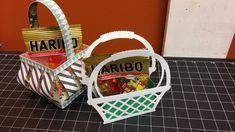 🔴LIVE Tiny slat basket and a die cut basket