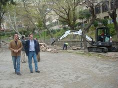 Comienzan las obras en el Paseo de las Bicicletas con una inversión de cien mil euros