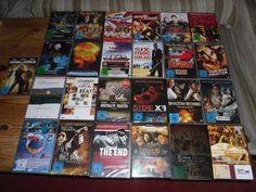 "25 DVD FILME      ""OVP/NEU""      (   PAKET 16 )"