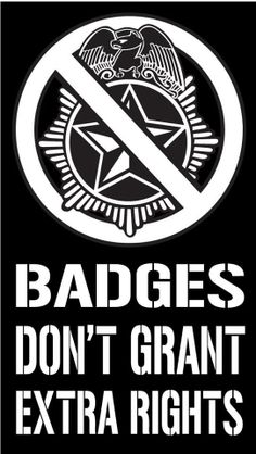 Bades don't grant extra rights!