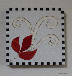 Mosaic Wood Board