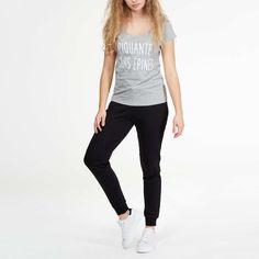 Pantalon molleton style jogging Femme - Kiabi - 22,00€